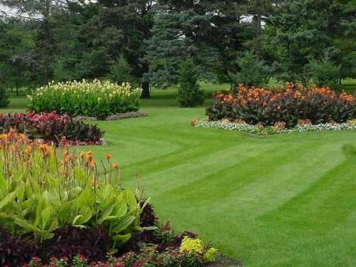 Costruzione giardini como - Giardini villette private ...